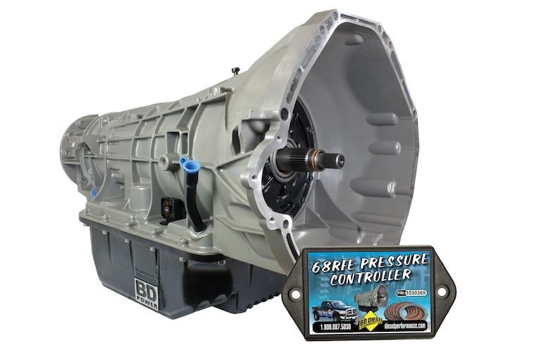 BD Performance 68RFE Transmission Diesel