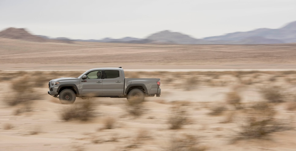 103 2017 Pickup Truck Of The Year Day 4