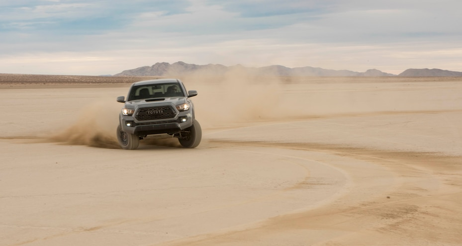 108 2017 Pickup Truck Of The Year Day 4