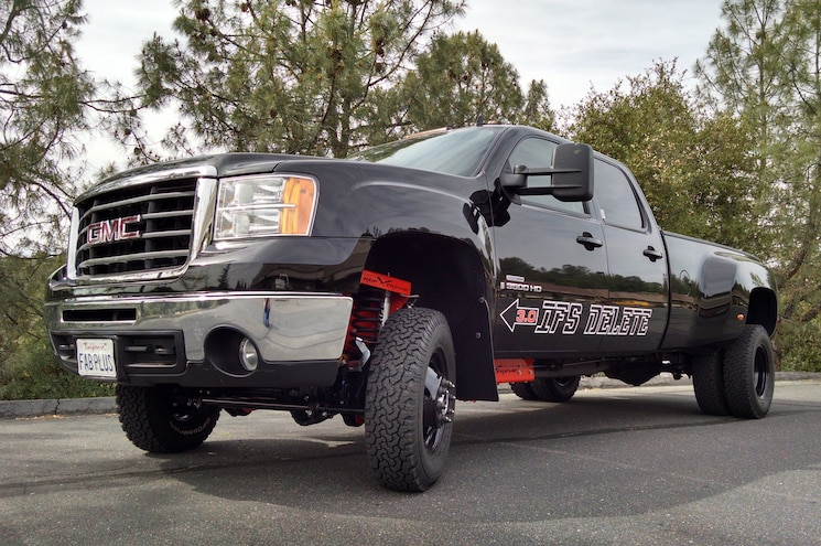 Gmc Truck With Rdp Ifs Delete 3 Inch Lift
