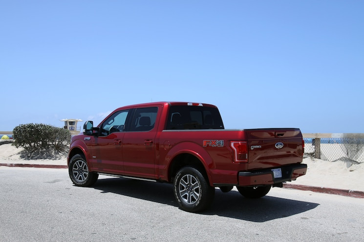 2015 Ford F-150 SuperCrew Long Term Report 4 of 4