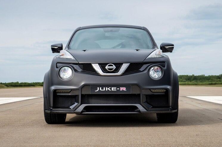 Nissan Juke R 2 0 Front End