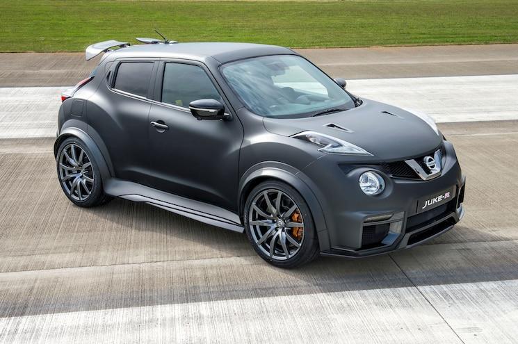Bonkers Nissan Juke-R Morphs Into Version 2.0