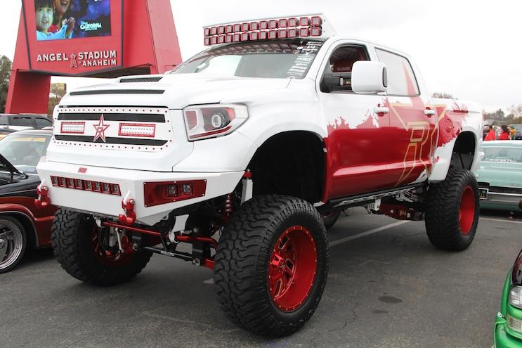 Choc Toy Drive Toyota Tundra