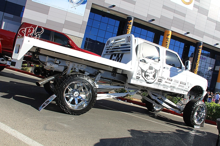2016 Sema Show Hd Ford Trucks 9