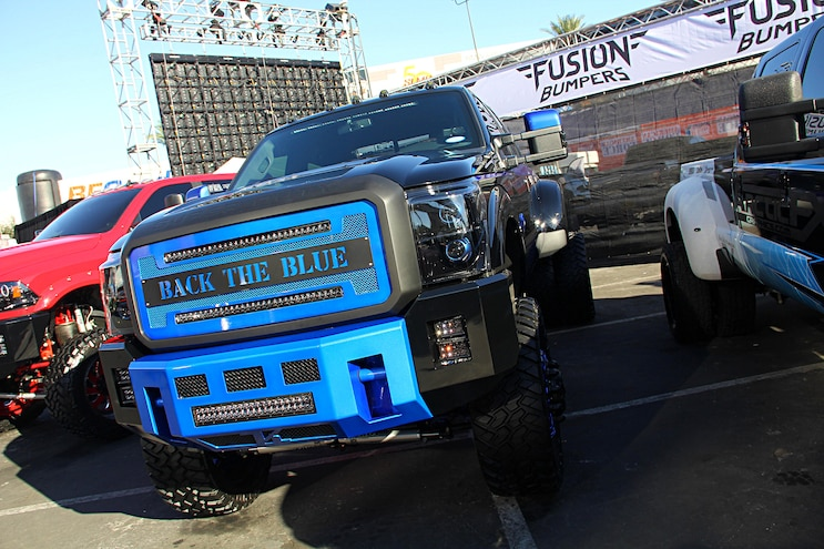 2016 Sema Show Hd Ford Trucks 16