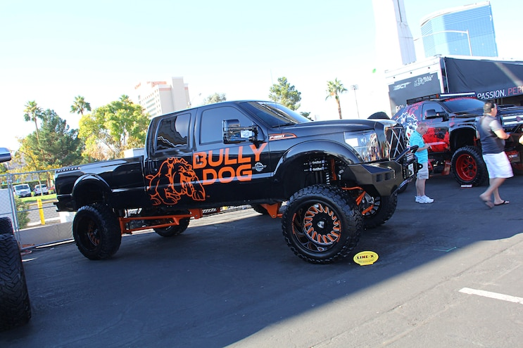 2016 Sema Show Hd Ford Trucks 23
