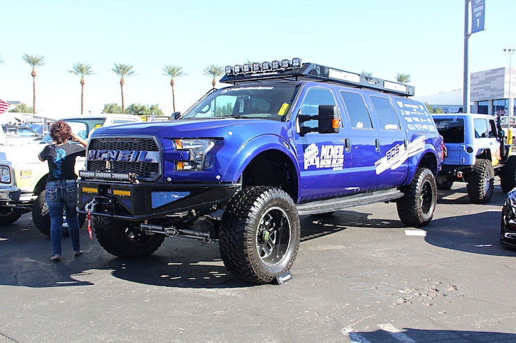 2016 Sema Show Hd Ford Trucks 24