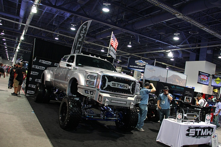 2016 Sema Show Hd Ford Trucks 22