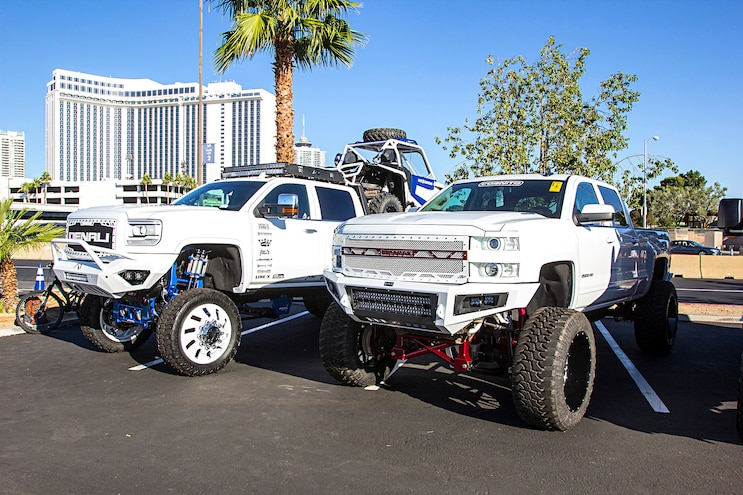 2016 Sema Show Hd Gm Trucks 39