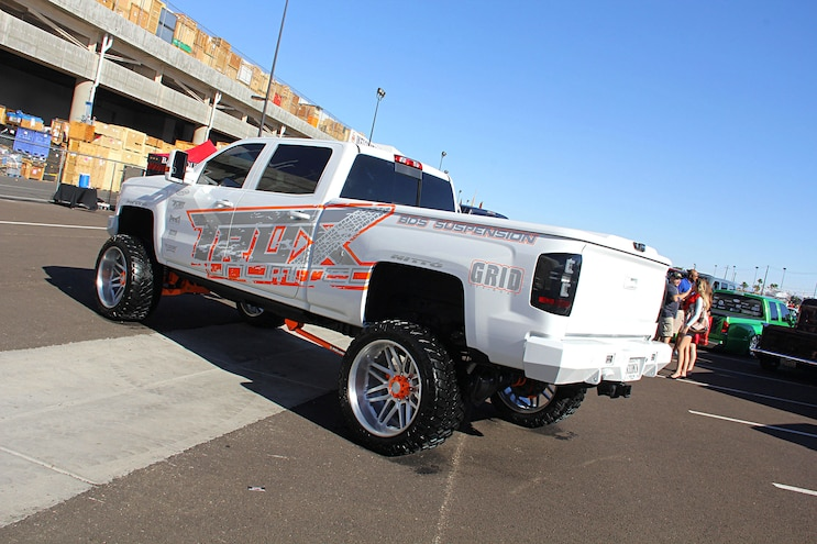 2016 Sema Show Hd Gm Trucks 46