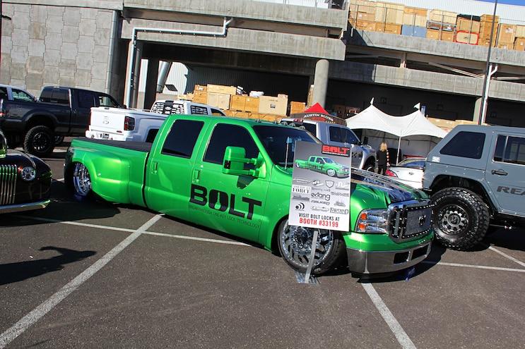 2016 Sema Show Hd Slammed Trucks 68