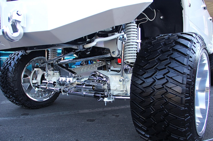 2016 Sema Show Hd Truck Suspension Details 79