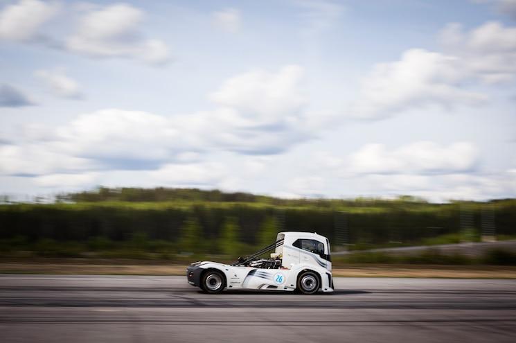 Volvo Iron Knight Speed Run