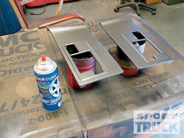 Chevy S10 Interior Parts