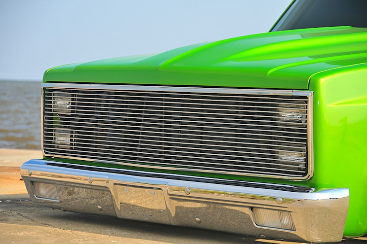 1981 Chevy K5 Grille