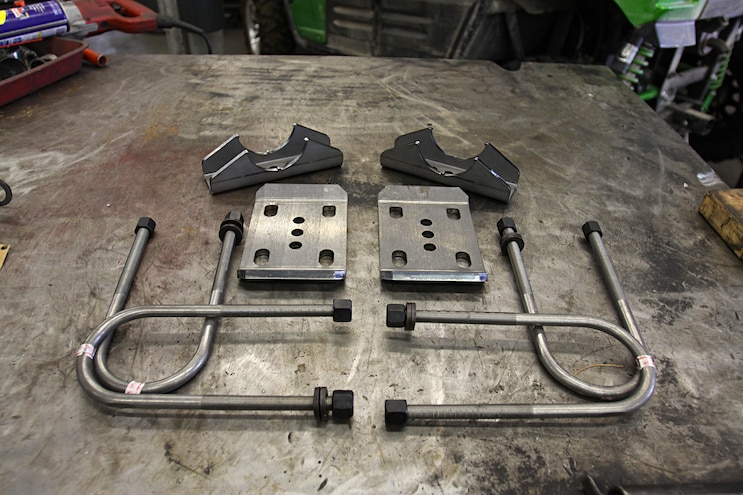 1967 Ford F 100 Project Speed Bump Chassis Ruffstuff Plates