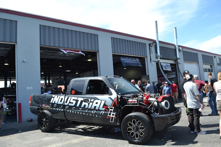 Maximum Power: Industrial Injection's Dyno Day 2015