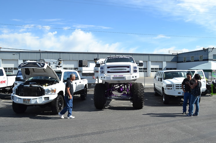 2015 Dyno Day Array Of Show Vehicles