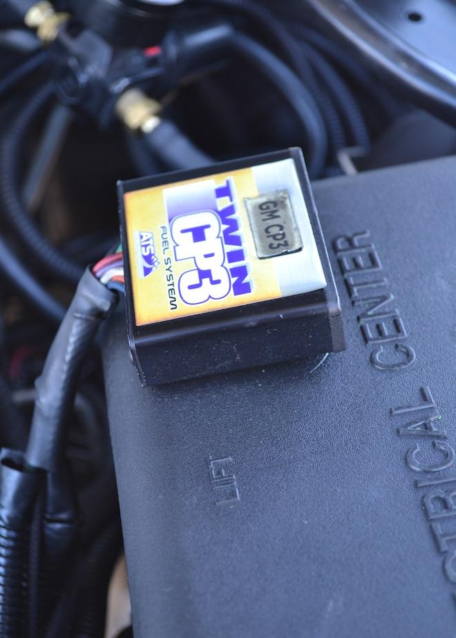 2002 Chevrolet Silverado 2500 Ats Cp3 Controller