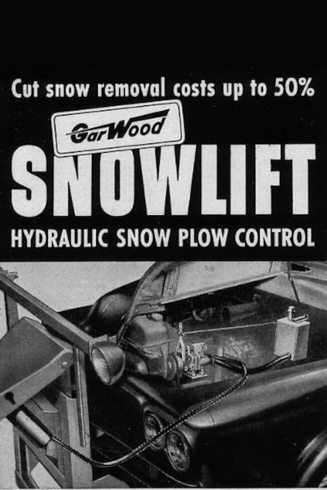 Snowlift Ad