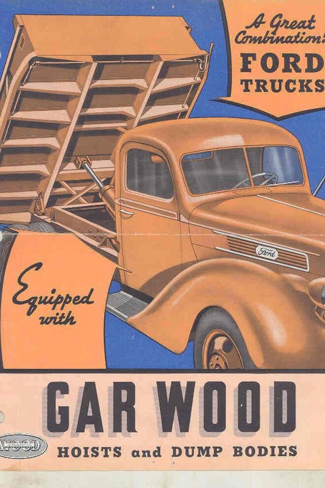 Gar Wood Ad