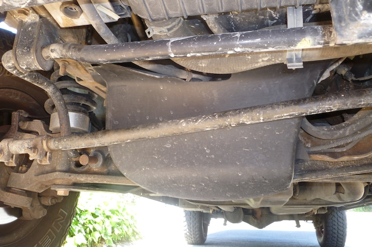 2002 Ford E 350 Undercarriage Space For Steering Assembly