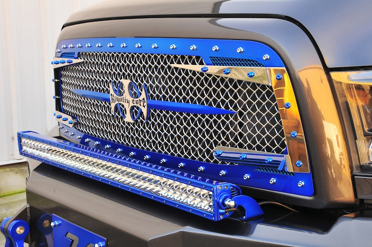 2014 Ram 3500 Royalty Core Rc3dx Grille