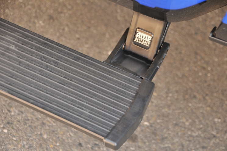 2014 Ram 3500 Amp Research Electric Steps