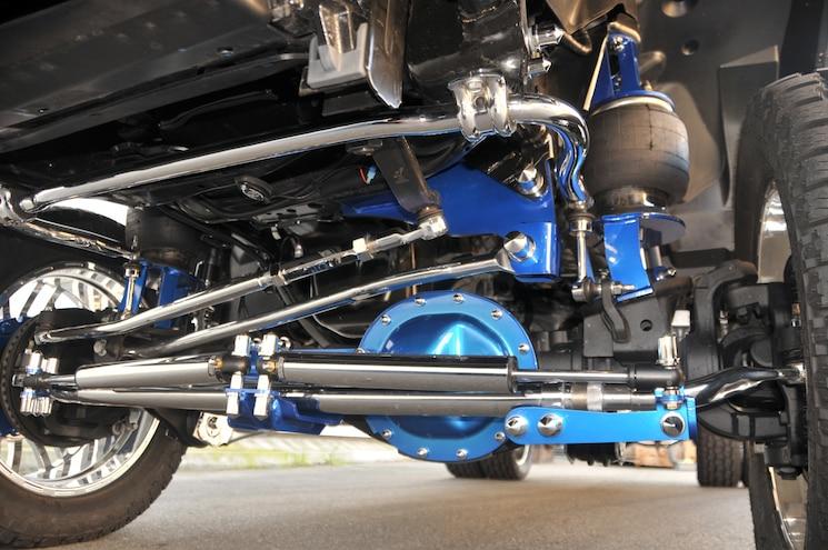 2014 Ram 3500 Dual Steering Stabilizer Kit