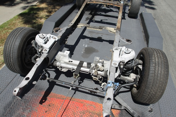 1967 Ford F-100 - Project Speed Bump: Part 2