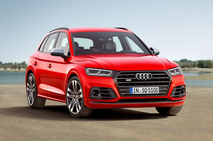 First Look: 2018 Audi SQ5