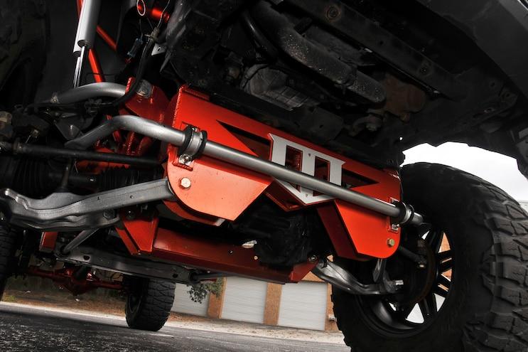 2008 Chevrolet Silverado 3500hd Duramax Front Drop Down Bracket