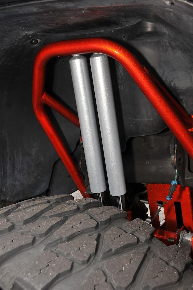 2008 Chevrolet Silverado 3500hd Duramax Shock Hoop