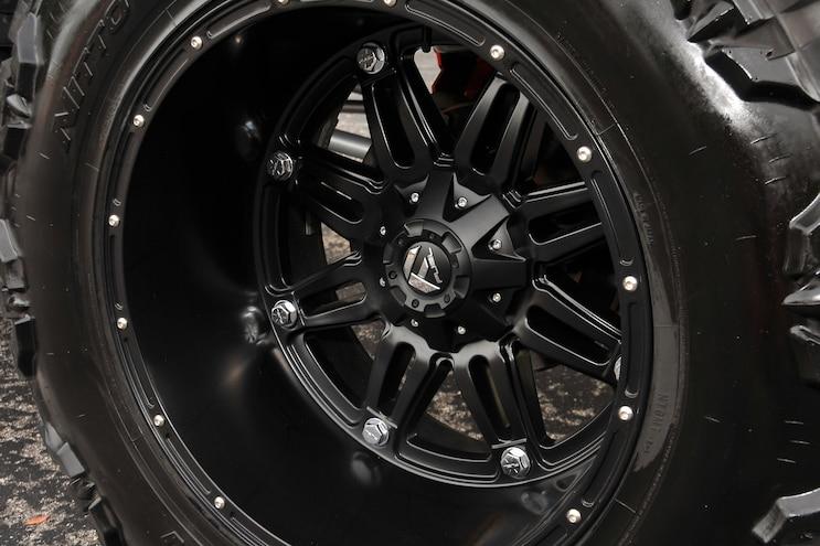 2008 Chevrolet Silverado 3500hd Duramax Fuel Wheel