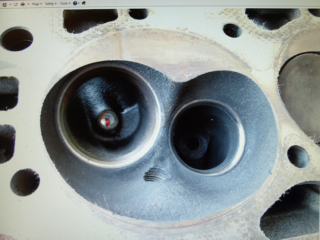 Stock Combustion Chambers