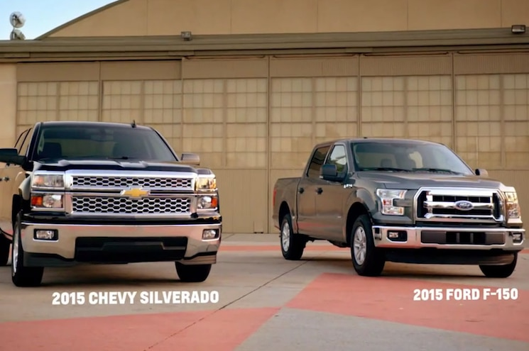 Chevrolet Goes on Offensive with Trio of Pro-Steel Videos