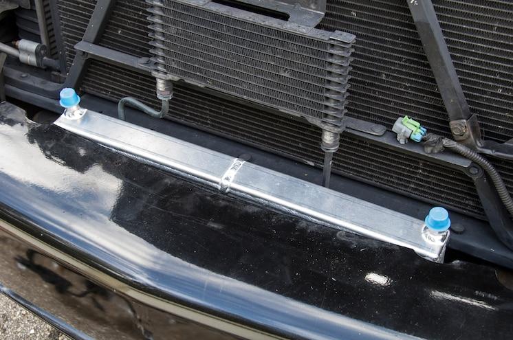 2003 Chevrolet Avalanche 408 Lsx Engine Magnuson Heat Exchanger