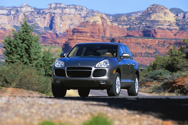 Pre-Owned: 2003 to 2010 Porsche Cayenne