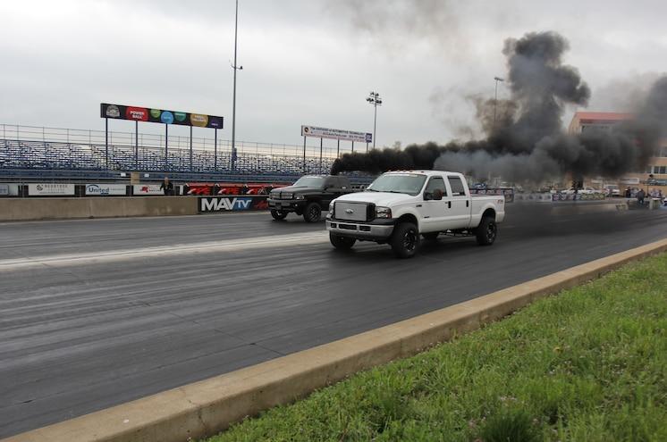Dpc2015 Diesel Drag Race Rick Fox Vs Jesse Warren