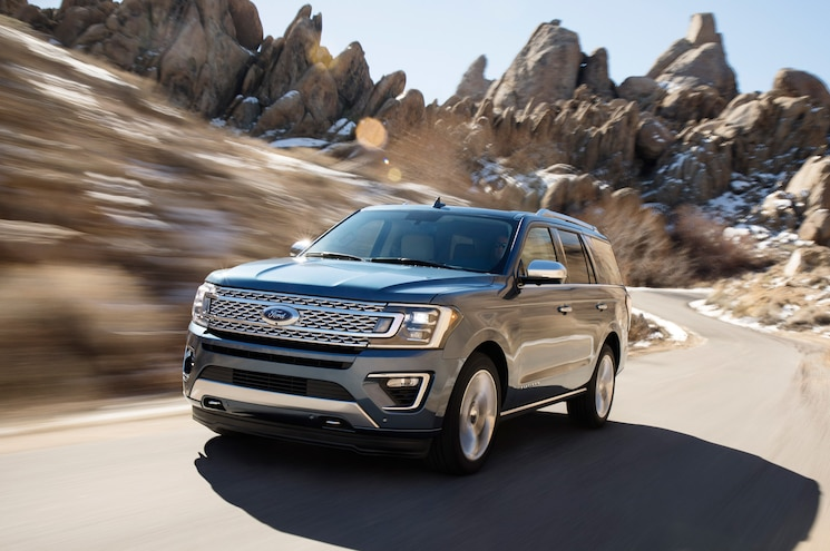 Ford Expedition and Lincoln Navigator Hybrid, Escape and MKC Plug-In on the Way