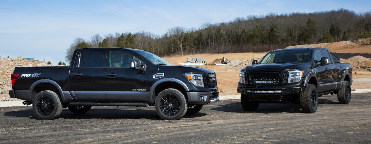 Nissan Showcases Accessories for New Titan, XD at Chicago
