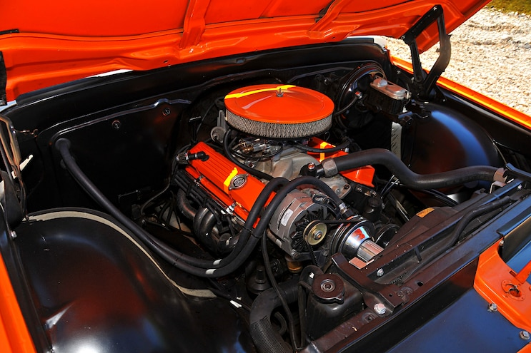 1969 Blazer Engine