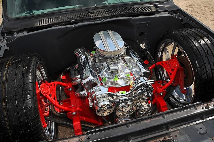 1985 C10 Engine