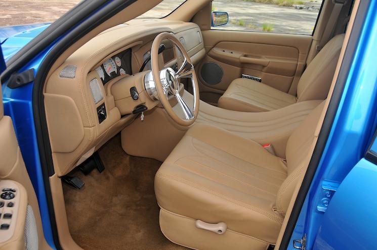 2002 Dodge Ram Interior