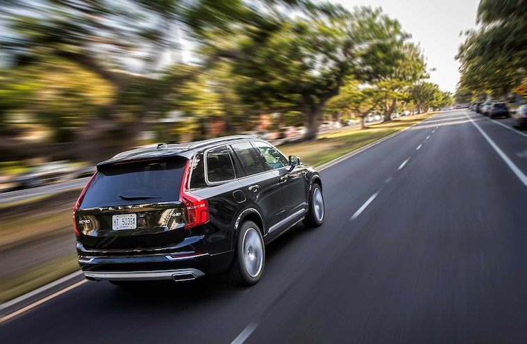 2016 Volvo XC90 First Drive