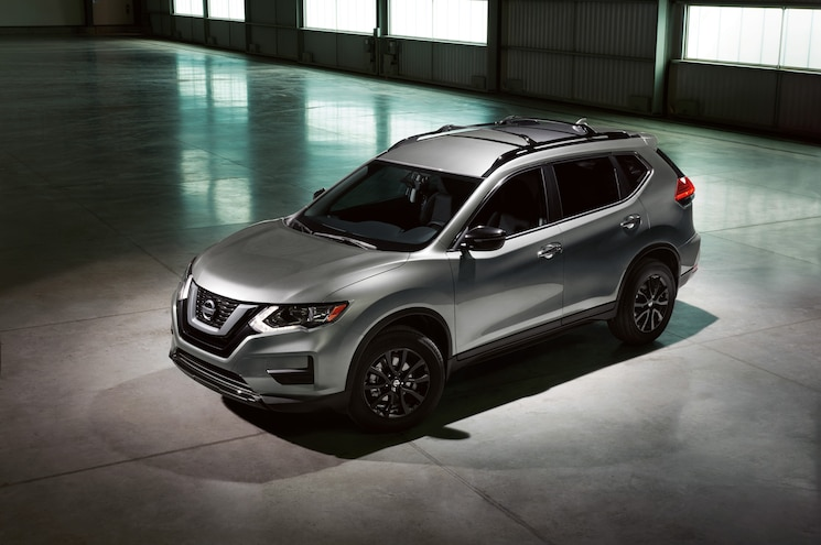 Nissan Adds Midnight Edition Package to Rogue, Murano, and Pathfinder