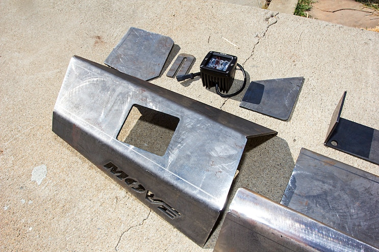 Move Weld It Yourself Bumper Build Pieces