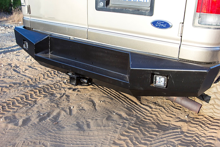 MOVE Bumpers DIY Rear Bumper Build and Install