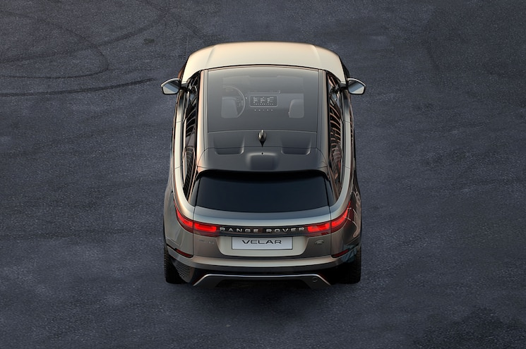 Range Rover Velar Fleshes Out Luxury SUV Lineup